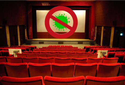Throughout the pandemic, theaters have been closed to help stop the spread of COVID-19.