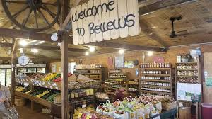 Spartanburg's own Bellews Market is an example a produce store that is not wasteful. They buy local, in season  produce and even have a  section for ugly produce which they sell at a discounted price to avoid throwing away the imperfect fruits and vegetables.