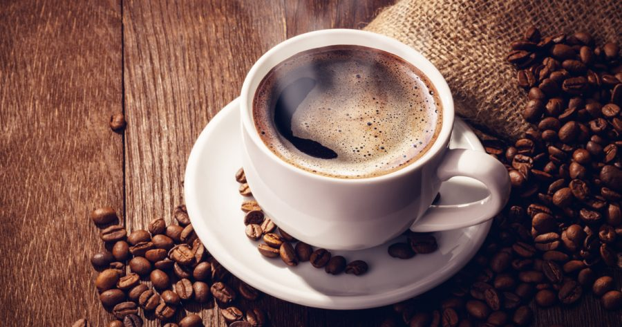 Benefits of coffee are its ability to alleviate headaches, fatigue, and decrease risk for a variety of diseases.