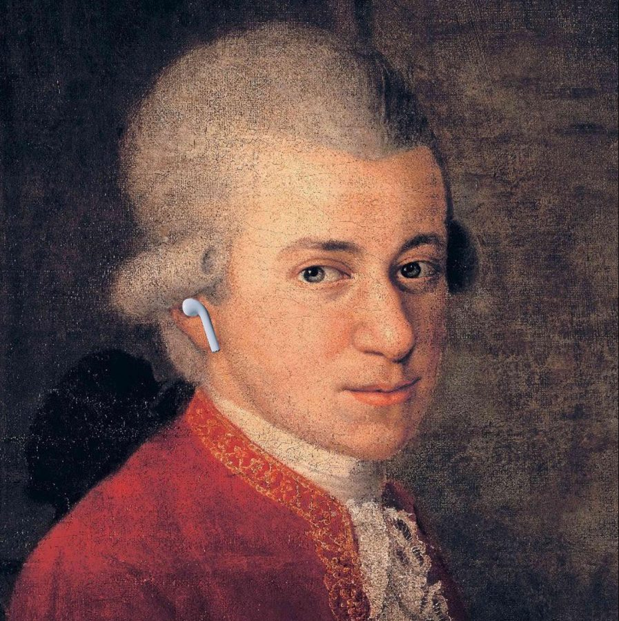 The idea of The Mozart Effect was popularized after an article about Frances Rauscher's 1993 study was published in Associated Press. Rauscher's findings were misinterpreted, leading to the false belief that listening to classical music makes one smarter.
