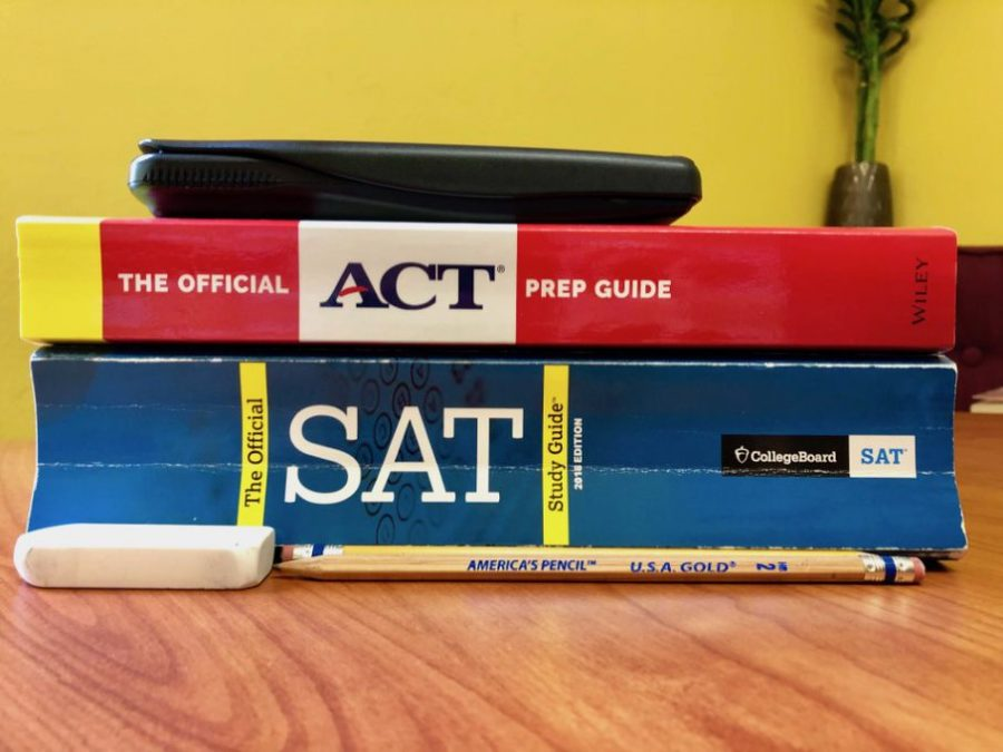 Some consider standardized tests unfair due to the advantage that students have if they are able to purchase SAT and ACT prep books or take preparatory classes.
