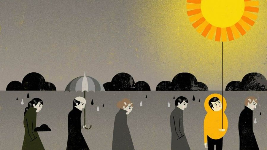 It is not always coincidence when one feels gloomy during a rainstorm and then perks up during sunny weather, scientists say.