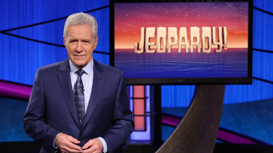 Alex+Trebek+has+been+the+iconic+face+of+the+%22Jeopardy%21%22+game+show+since+1984.