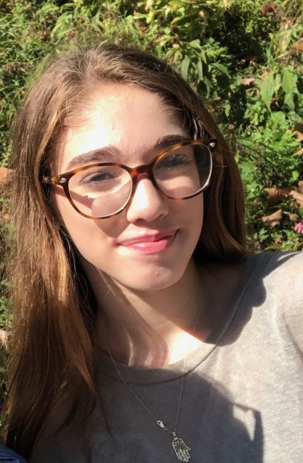 Hannah+Keen+%2810%29+virtually+attends+Spartanburg+High%27s+Scholars+Academy+program.