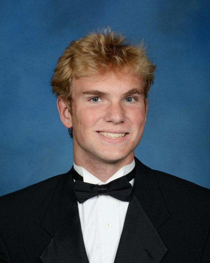 Aaron Baymiller - Track, Cross Country; SCHSL Scholar-Athlete; All Region; All State