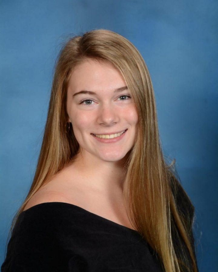 Gracie Eubanks - Volleyball; SCHSL Scholar-Athlete; All Region