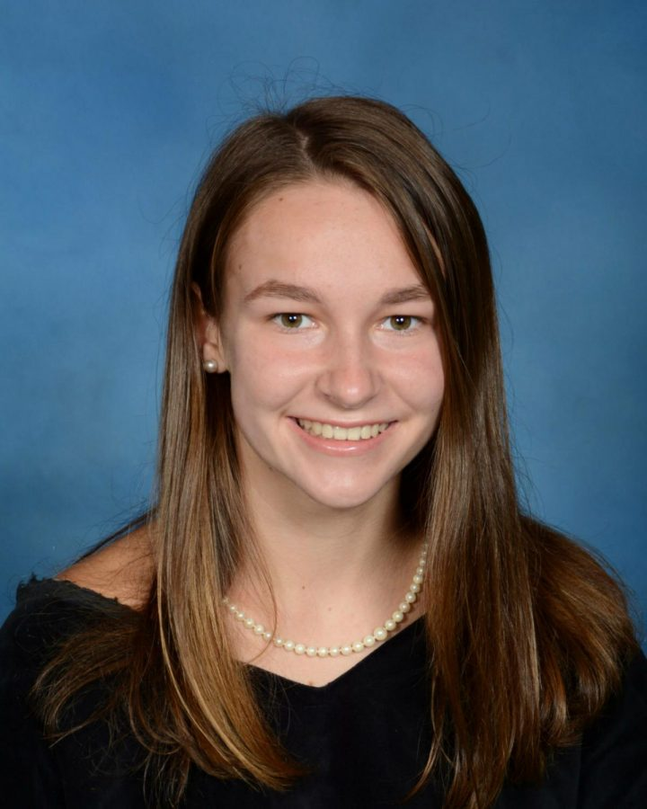 Gabby Gecan - Track, Cross Country; SCHSL Scholar-Athlete; All Region