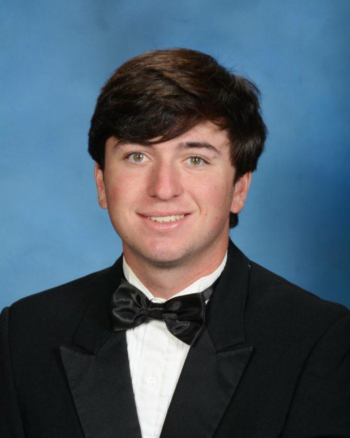 Drew Harrill - Golf; SCHSL Scholar-Athlete; All Region; All State