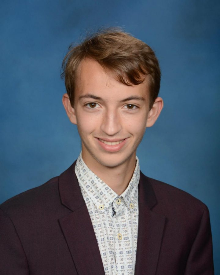 Henry Miles - Cross Country; SCHSL Scholar-Athlete; All Region