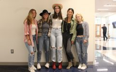 Country/Western Day brings out the love of flannel among students.