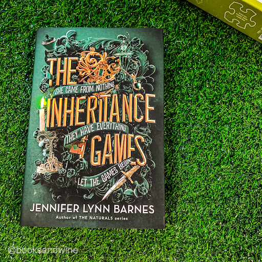 The Inheritance Games is an instant classic for lovers of mystery.