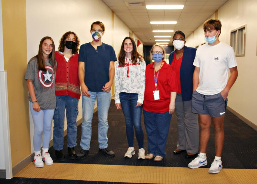 Vikings dress up for Class Day during Homecoming week.